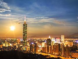 桃園機場接送到台北包車一日遊
